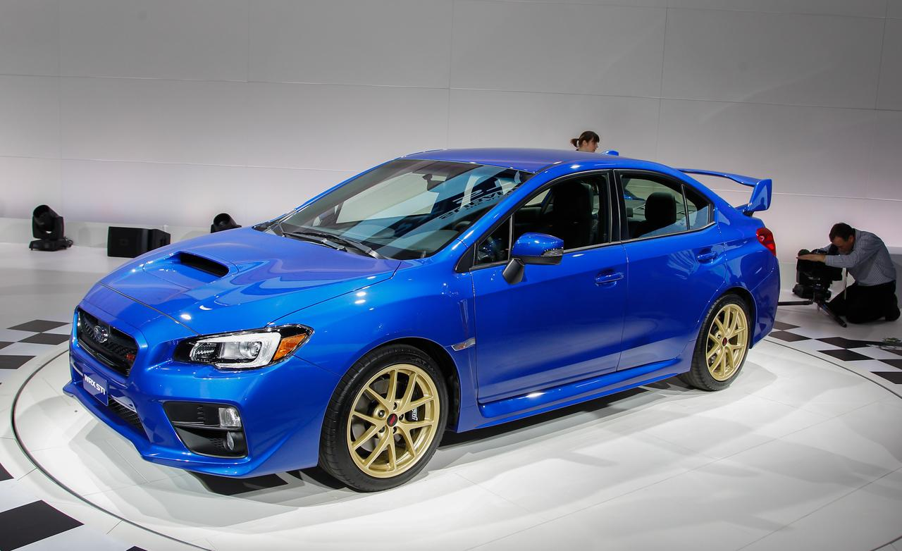 2015 wrx sti subaru impreza raising the sales. Black Bedroom Furniture Sets. Home Design Ideas