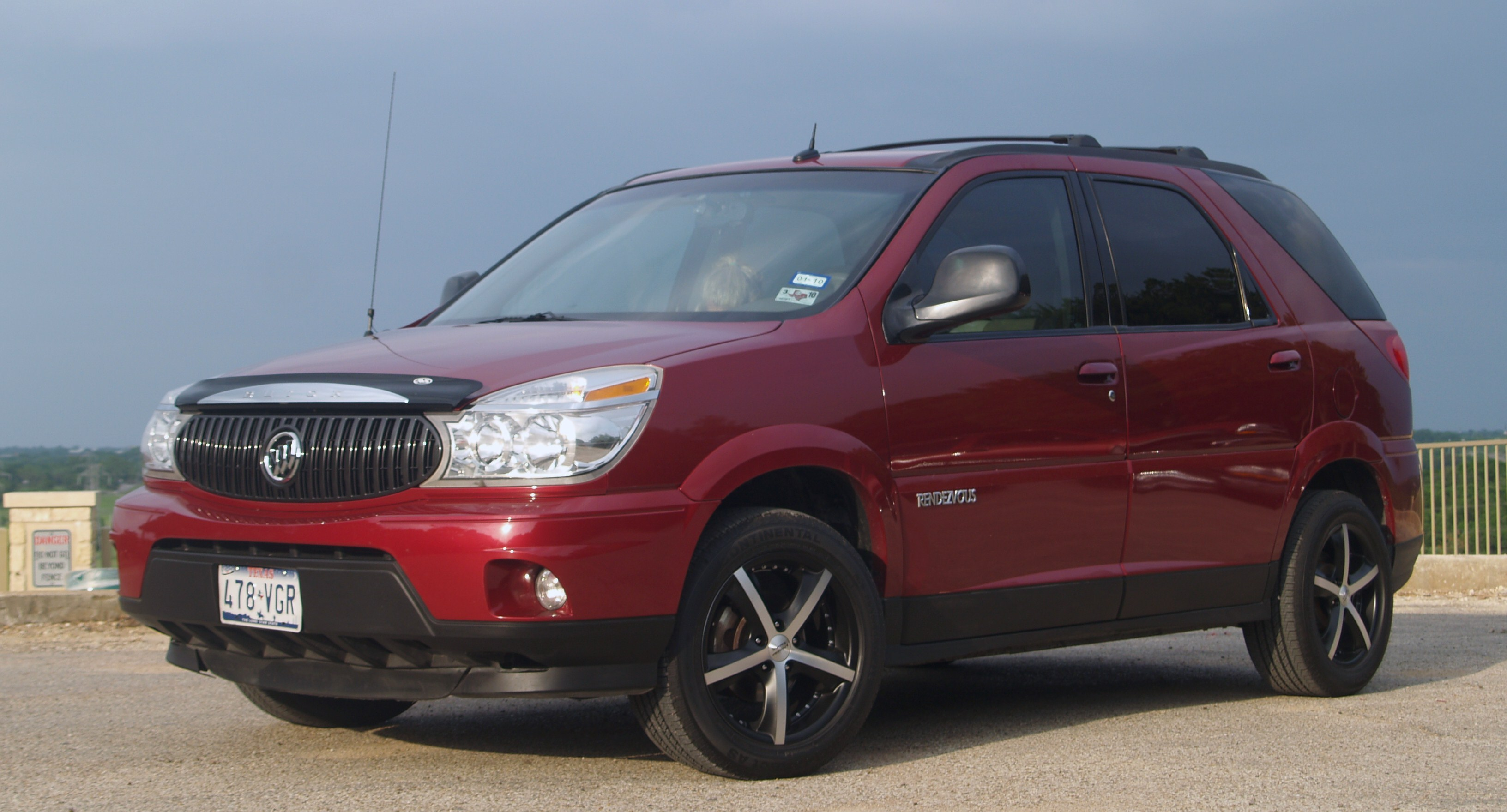 2015 Buick Rendezvous An Ultimate Car For Elegance
