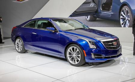 A Great Coupe for your Money: 2015 Cadillac ATS Coupe
