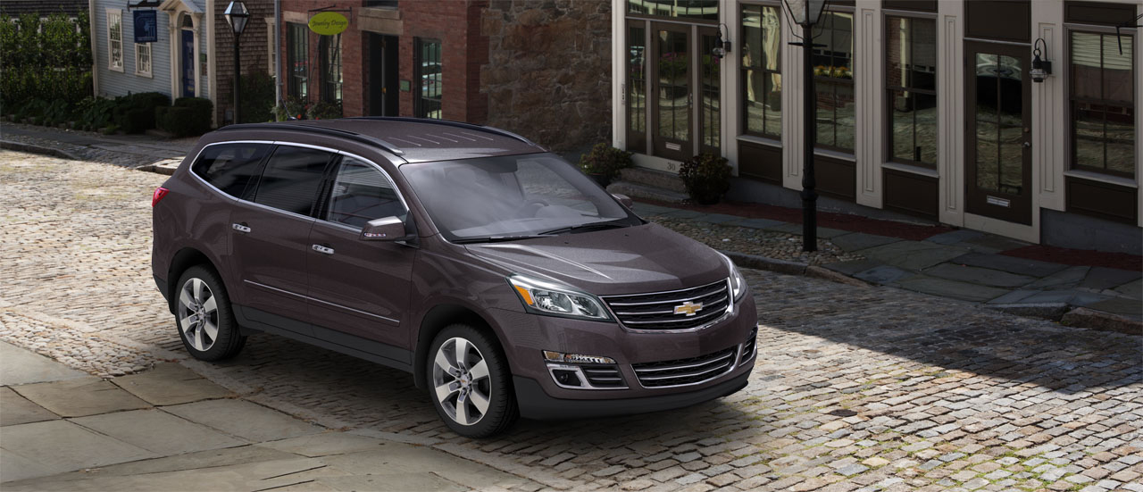 Ease in Family Travelling with Chevrolet Traverse