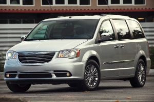 Chrysler Town and Country