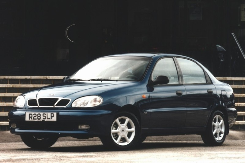 Daewoo Lanos A Great Subcompact Car From Daewoo Motors