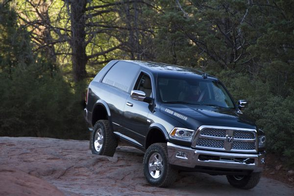 Dodge Ramcharger 2015