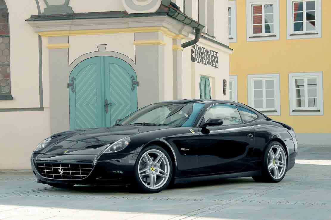 cars and the movies you ve seen them in ferrari 612 scaglietti. Black Bedroom Furniture Sets. Home Design Ideas