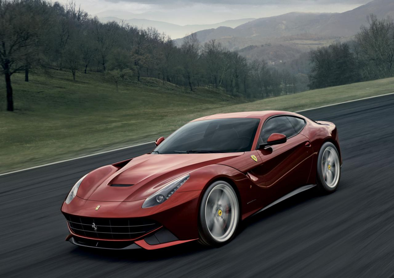 Wonderful Performance and Specifications of Ferrari F12 Berlinetta