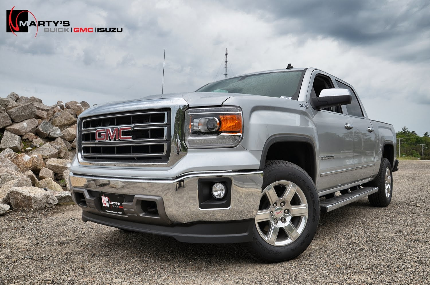 GMC Sierra 1500HD