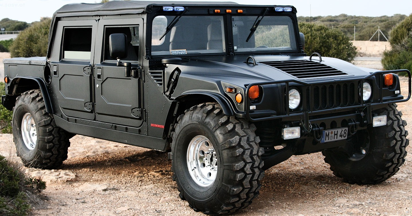 The GUN Insider: Eye of the Tiger Hummer-h1-14
