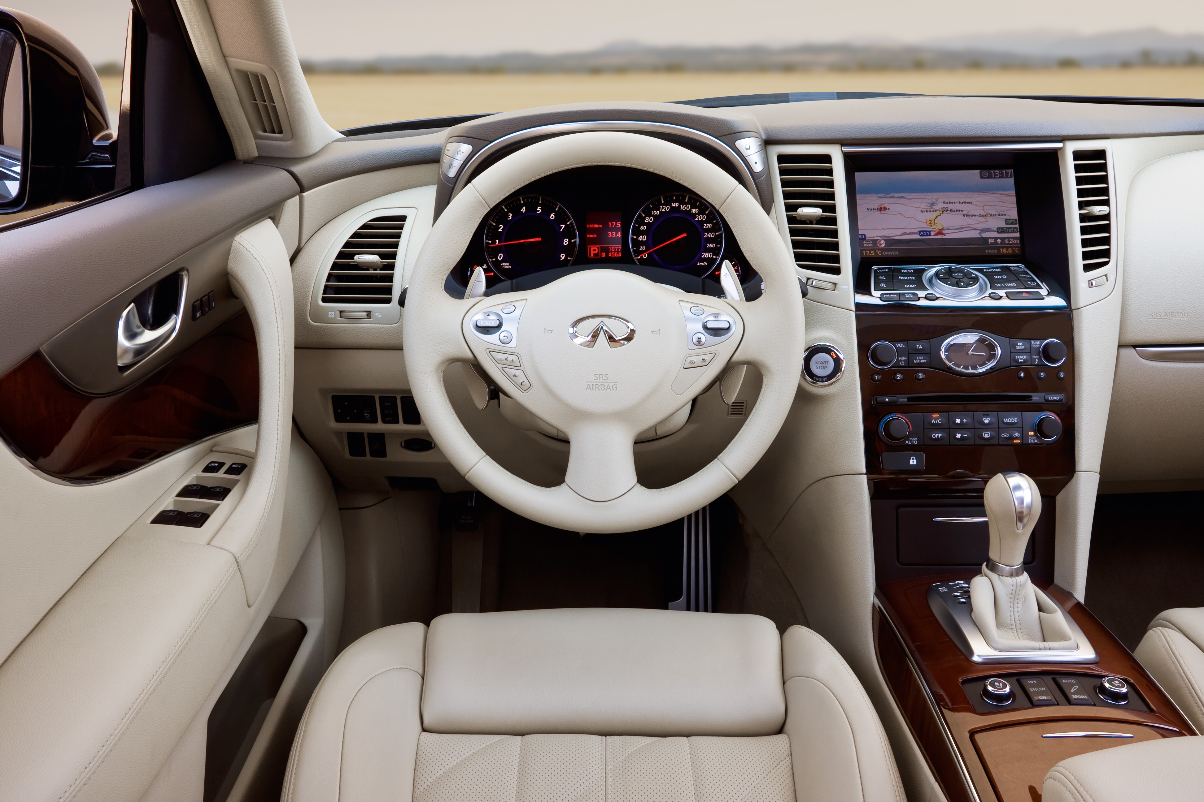 Infiniti fx occuring a smooth driving while fast speed infiniti fx vanachro Gallery