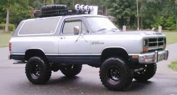 Performance Options Of Dodge Ramcharger