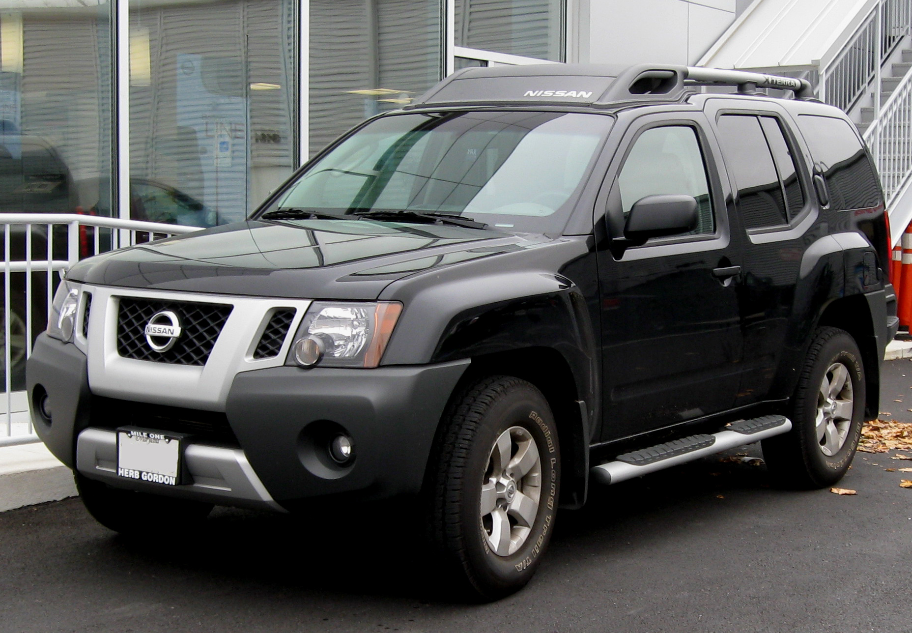 nissan xterra the most authentic luxury car ever. Black Bedroom Furniture Sets. Home Design Ideas