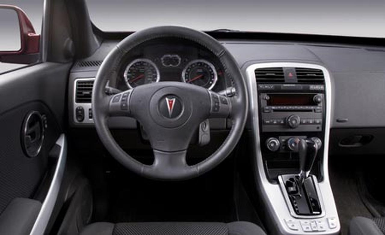 Pontiac Torrent Interior