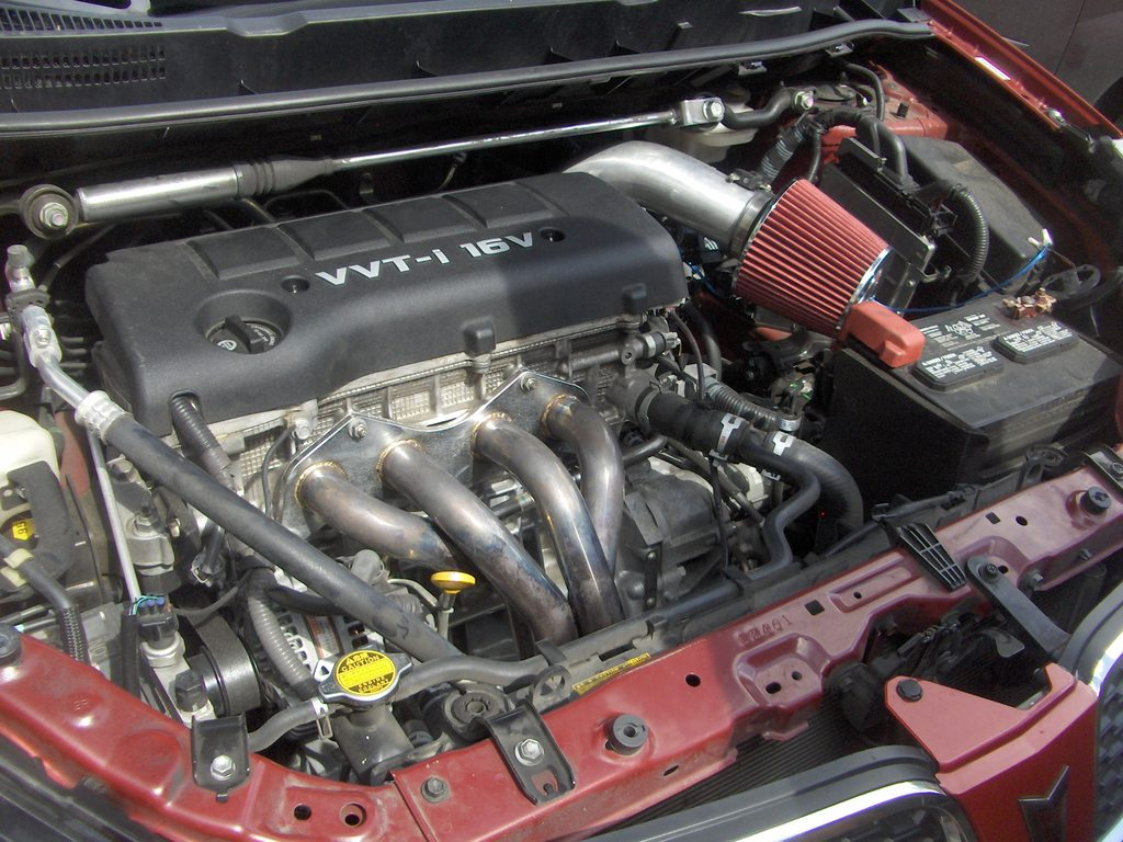 Pontiac Vibe GT Engine