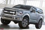 Ford Bronco 2015