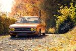 Audi 100 Coupe S Stance