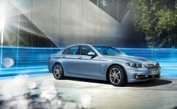 BMW ActiveHybrid 5, The Sporty and Elegant Car with Individual Character