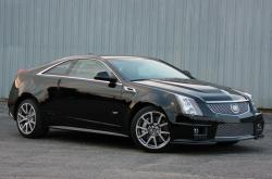 Cadillac CTS-V representing a high concept version of the CTS sedan