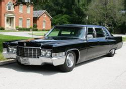 Essential Capabilities Of Cadillac Fleetwood