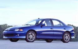 Chevrolet Cavalier, sporty and sleek