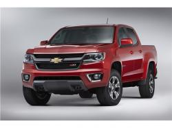 2015 Chevrolet Colorado - A dynamic truck ideal for long trips to have greater fascinations