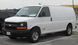 Chevrolet Express, hadworking and reliable