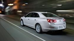 Have a Jolly Ride with the Latest Chevrolet Malibu