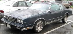 Chevrolet Monte Carlo still looking top-notch