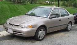 Chevrolet Prizm: Finding the best used Sedan from the 2000's