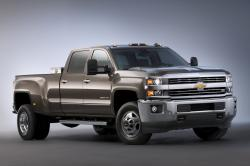 Get a Lot of Towing and Mountain Climbing with Chevrolet Silverado 3500HD