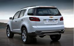 The Sense Of Chevrolet Trailblazer's Riding Speed