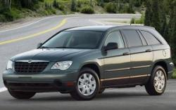 Engine Specifications of Recently Modified Chrysler Pacifica