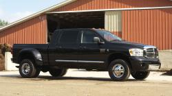 2015 Longhorn of Dodge Ram Pickup 3500 stakes and takes