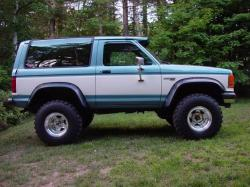 Drive the Ford Bronco In Easy Manner