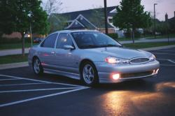 Engine Performance And Modifications Of Ford Contour SVT