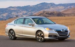 Have an Exciting Ride by Purchasing the Honda Accord Plug-In Hybrid