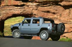 Drive With Technology Safety System By Fire Red HUMMER H2 SUT