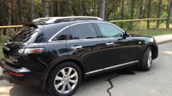 Infiniti FX35: One great SUV from the Infiniti Company