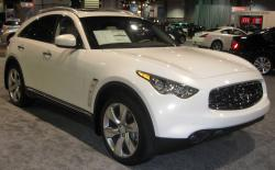 Vettel Wants €125,000 for Infiniti FX50 Concept