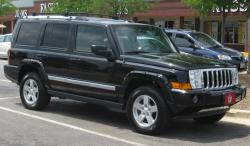 Functional And Aesthetic Jeep Commander - a reliable vehicle from the renowned Jeep