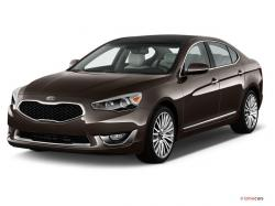 Relax Driving 2015 Kia Cadenza With Comfortable Seating