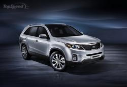 all of the bells and whistles with 2015 Kia Sorento