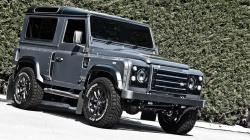 Land Rover Defender, one of the most wishful cars because of its excellent functionality