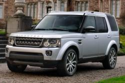 2012 Land Rover LR4 using its advanced features