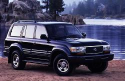 1996 Lexus LX 450 – A Unique Luxury Vehicle in Timeline