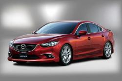 Mazda MAZDA6: The Cure for the Common Drive