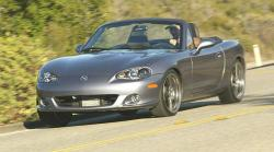 Mazda MAZDASPEED MX-5 Miata Comes Equipped With Extensive Driving Comfort