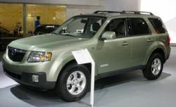 Know the Power of Mazda Tribute Hybrid Car