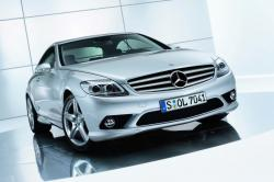 Just a Few Words About A Royal Mercedes-Benz CL-Class Car