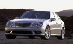 Mercedes-Benz E55 AMG Considering A Vehicle With Incredible Power Capable To Generate Express Pace