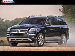 Appreciate the Outstanding Design of Mercedes-Benz GL-Class