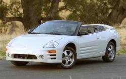 Mitsubishi Eclipse Spyder - A Compact Sport Sedan Vehicle